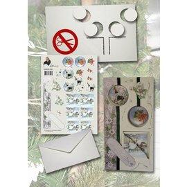 Creatief Art Pakket Kerst 2010 SWK80-026S