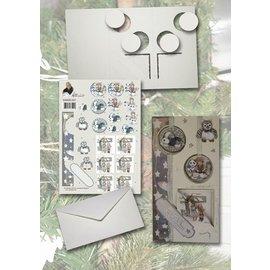 Creatief Art Pakket Kerst 2010 SWK80-027