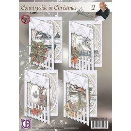 Creatief Art Pakket Kerst 2013  deel 2  SWK85-0043S