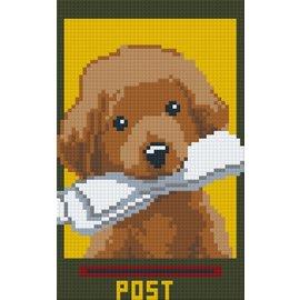 Pixel Hobby Pixelhobby post hond