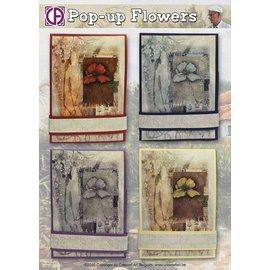 Creatief Art Pop-Up Flowers