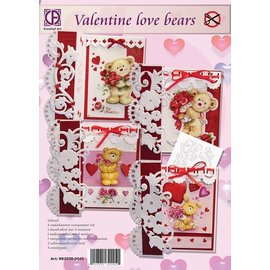 Valentine Love Bears