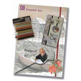 Reddy cards Verzamelmap Kerst 2010 45SWK80-02P