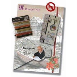 Reddy cards Verzamelmap Kerst 2010 45SWK80-02PS doordruk