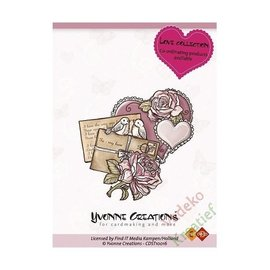 Vintage Heart - Love Collection