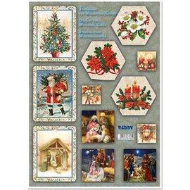 Reddy cards Watervalkaarten Kerstmis