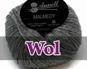 Wolle und Garn