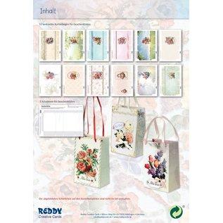 Hobby Centraal Geschenkzakjes Bloemenpracht