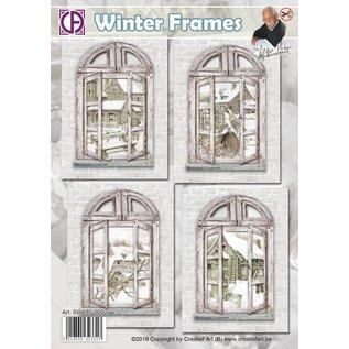 Creatief Art Winter Frames