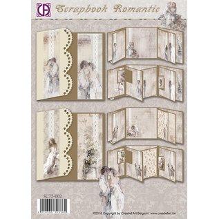 Creatief Art Scrapbook Romantic