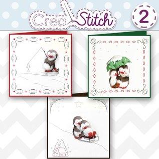 Creastitch CreaStitch 02 - Penguins