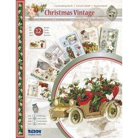 Reddy cards Christmas Vintage Verzamelmap