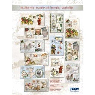 Reddy cards ChristmasVintage Verzamelmap