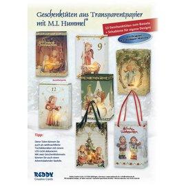 Reddy cards Hummel Geschenktasjes met Transparantpapier