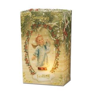 Reddy cards Hummel-Geschenk-Beutel mit Transparentpapier