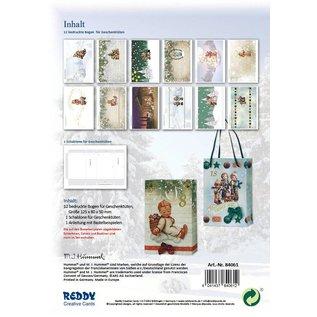 Reddy cards Hummel Geschenktasjes