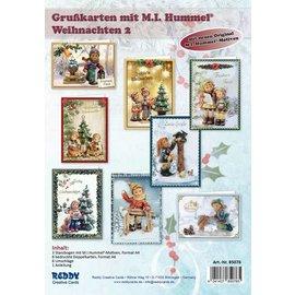 Reddy cards Grußkarten mit Hummels - Weihnachten 2