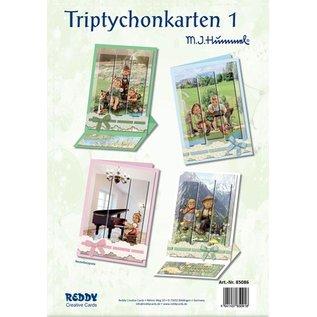 Reddy cards Drieluikkaarten 1 Hummel