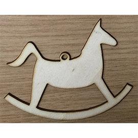 Creatief Art cheval à bascule