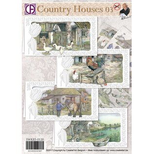 Creatief Art Country Houses 03