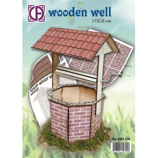 Creatief Art Holz Well