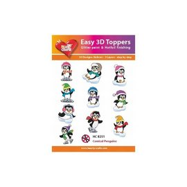Hearty Crafts 3D-topper HC8251