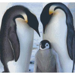 Pixel Hobby PixelHobby Penguins - 12 Blatt