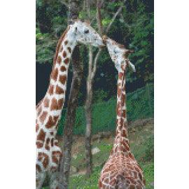 Pixel Hobby PixelHobby girafe - 8 feuilles