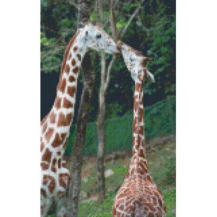 Pixel Hobby PixelHobby Giraffe - 8 Blatt