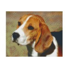 Pixel Hobby PixelHobby Hund - 4-Platten