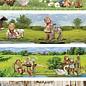 Creatief Art Schrumpffolie 01 Hummel