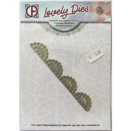 Creatief Art Border - Lovely Dies