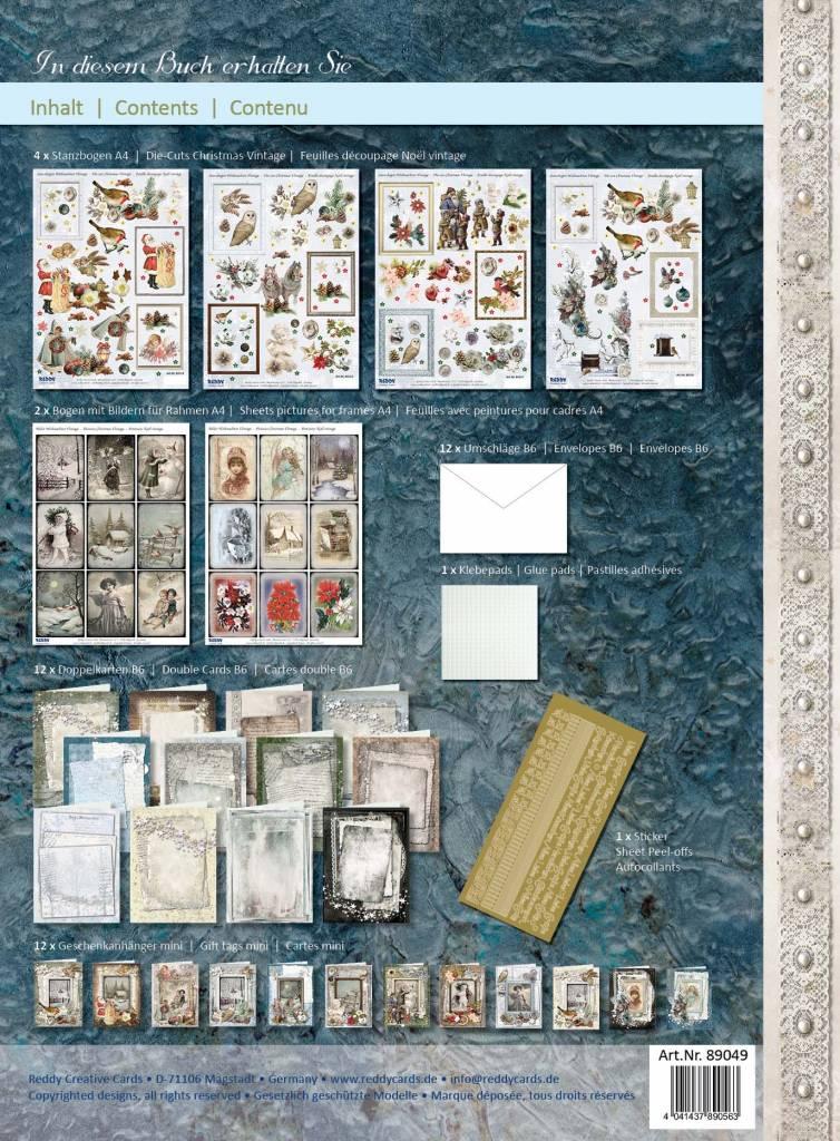 Ein Gefühl von Hobby! - Reddy cards Weihnachten Vintage Collective