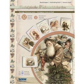 Reddy cards Nostalgische Weihnachtskarten Collective