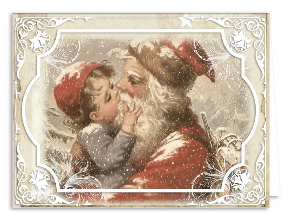 Creatief art reddy cards nostalgische kerstkaarten verzamelmap - Bilder weihnachtskarten ...