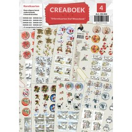 Creatief Art Crea Buch 04 - Karten
