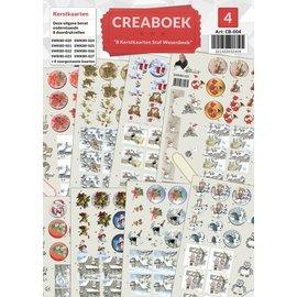 Creatief Art Crea livre 04 - Cartes