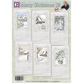 Creatief Art Joyeux Noël 03