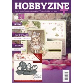 Find It Hobby Zine Plus mit Schimmel
