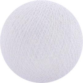 Cotton Balls Boule de coton blanc