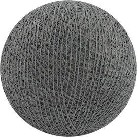 Cotton Balls Wattebausch Grau