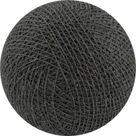 Cotton Balls Boule de coton Anthracite