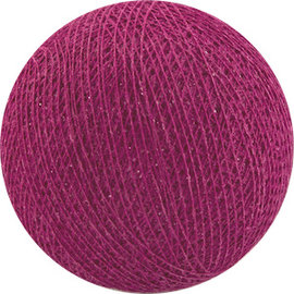 Cotton Balls Boule de coton Crimson
