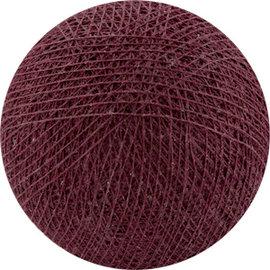 Cotton Balls Boule de coton noir