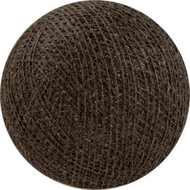 Cotton Balls Boule de coton BRUNE