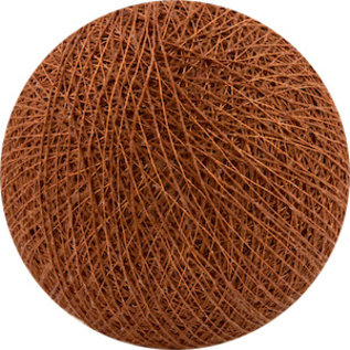 Cotton Balls Wattebausch Kupfer