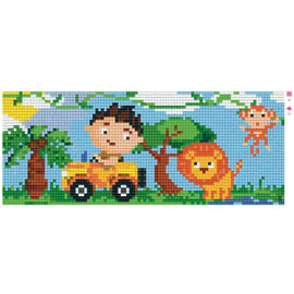 Pixel Hobby Jungle - 2 Platten