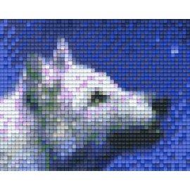 Pixel Hobby Pixelhobby Wolf 1 Basisplaat