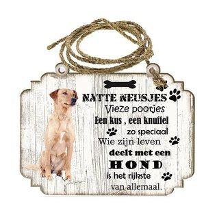 Hondenbordje: Oostenrijkse Kortharige Pincher