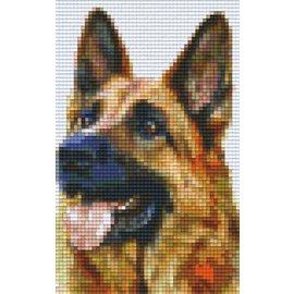 Pixel Hobby PixelHobby berger allemand deux plaques de base